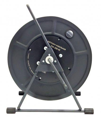 Катушка 35К-200-М переносная кабельная металлическая